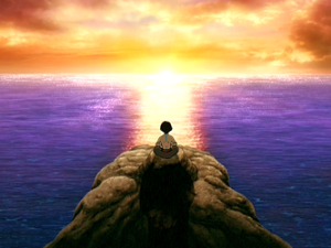 Aang_meditating_during_the_summer_solstice